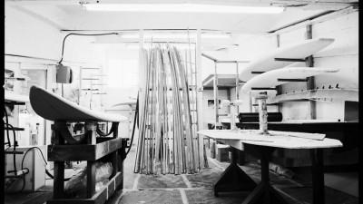 Au coeur de Quatro : une visite dans l'un des meilleurs atelier de shape de Maui