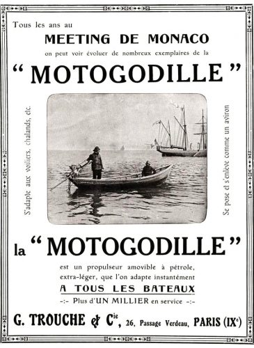 Motogodille