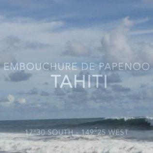 Surf Tahiti – L'embouchure de Papenoo