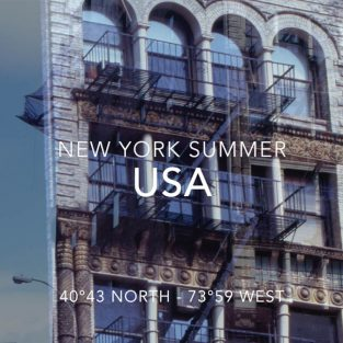 New York – Summer serie