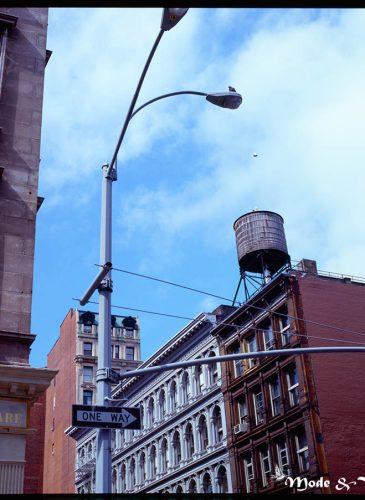 Un été à New York en couleur