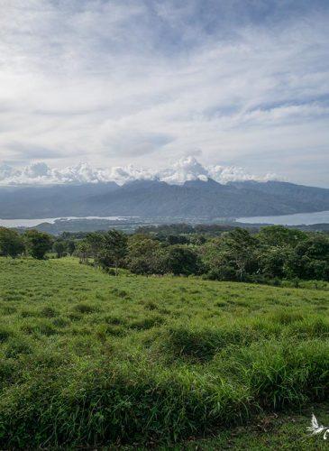 belvédère du plateau de Taravao