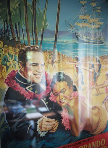 affiche Bounty Marlon Brando