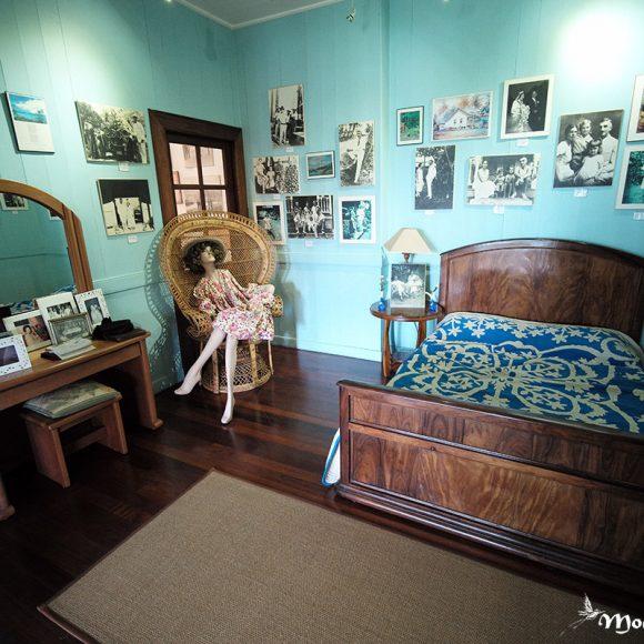 Les Révoltés de la Bounty, la maison de James Norman Hall à Tahiti