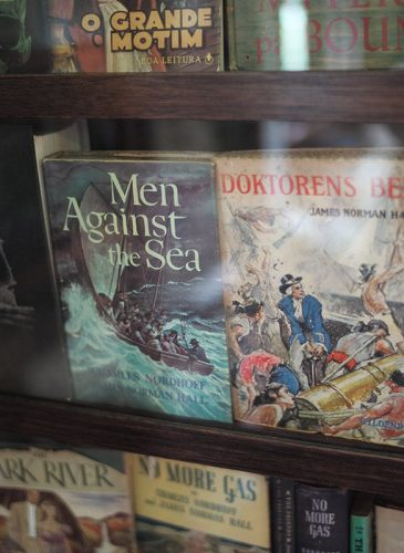 men against the sea_Nordhoff