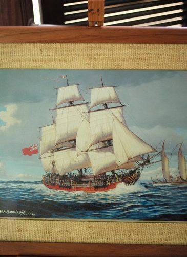 peinture Bounty_Tahiti