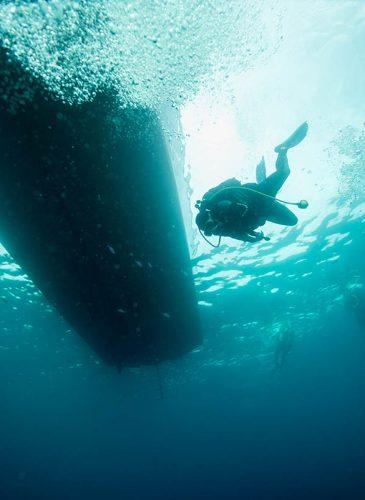 club de plongée Collioure