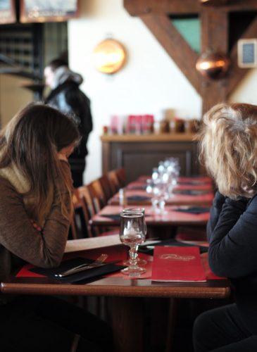 restaurant Mont Saint-Michel