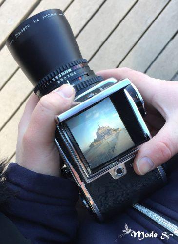 photographie Mont Saint-Michel