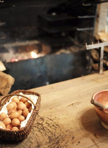 Mont saint michel le recette de l 39 omelette de la m re - Recette omelette mere poulard ...