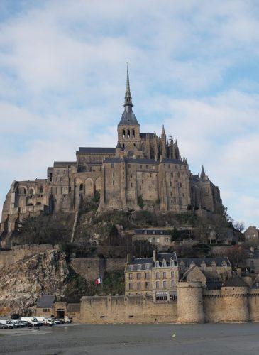 visiter Mont Saint-Michel