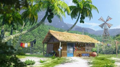 Maupiti Island Remake