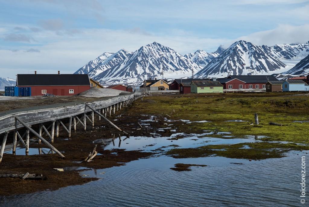 Ny-Alesund, le village polaire