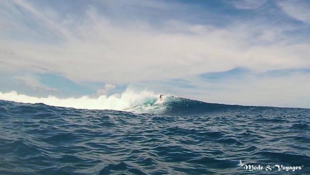 Surf à Tahiti : Sapinus – Pointe des Pêcheurs