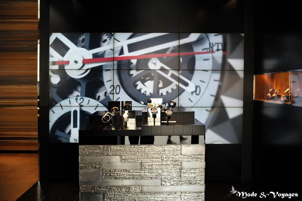 Paris : rencontre avec le directeur de la boutique Hublot Vendôme